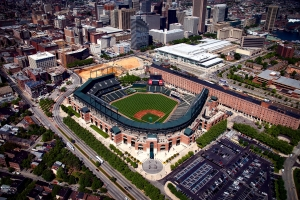 Camden Yards Baltimore Maryland